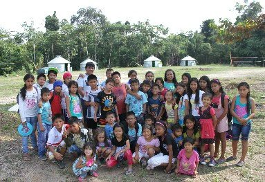 Orphanage donations support children