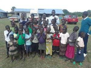 Mission trips to orphanages in Uganda help refugees