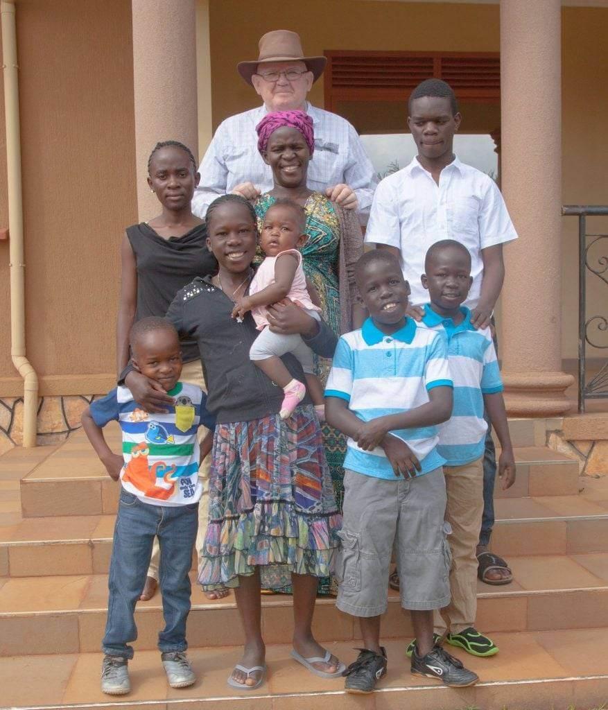 Ugandan Missionaries